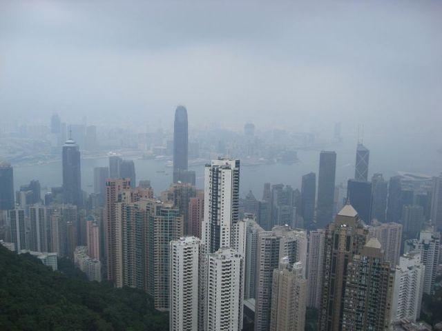 Zdj�cia: Hong Kong, Victoria Peak, HONG KONG
