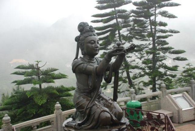 Zdjęcia: Po Lin Monastery, Hong Kong, Po Lin Monastery, HONG KONG