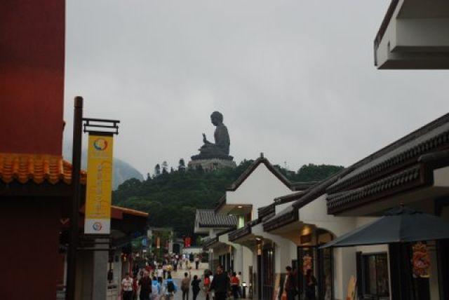 Zdj�cia: Po Lin Monastery, Hong Kong, Po Lin Monastery, HONG KONG