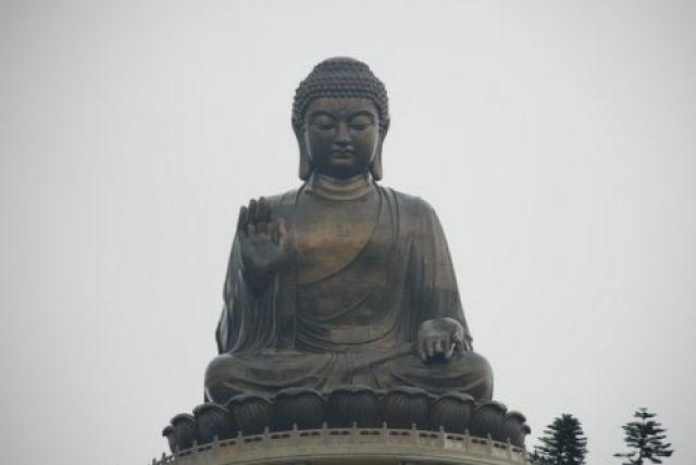 Zdjęcia: Hong Kong, Po Lin Monastery, Po Lin Monastery, HONG KONG