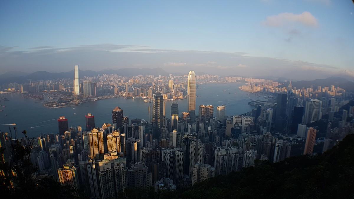Zdjęcia: Victoria Peak, Hong Kong, Victoria Peak, HONG KONG