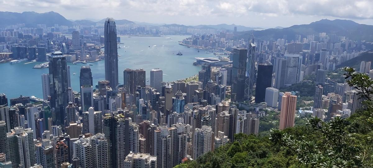 Zdjęcia: Victoria peak , ...., ...., HONG KONG