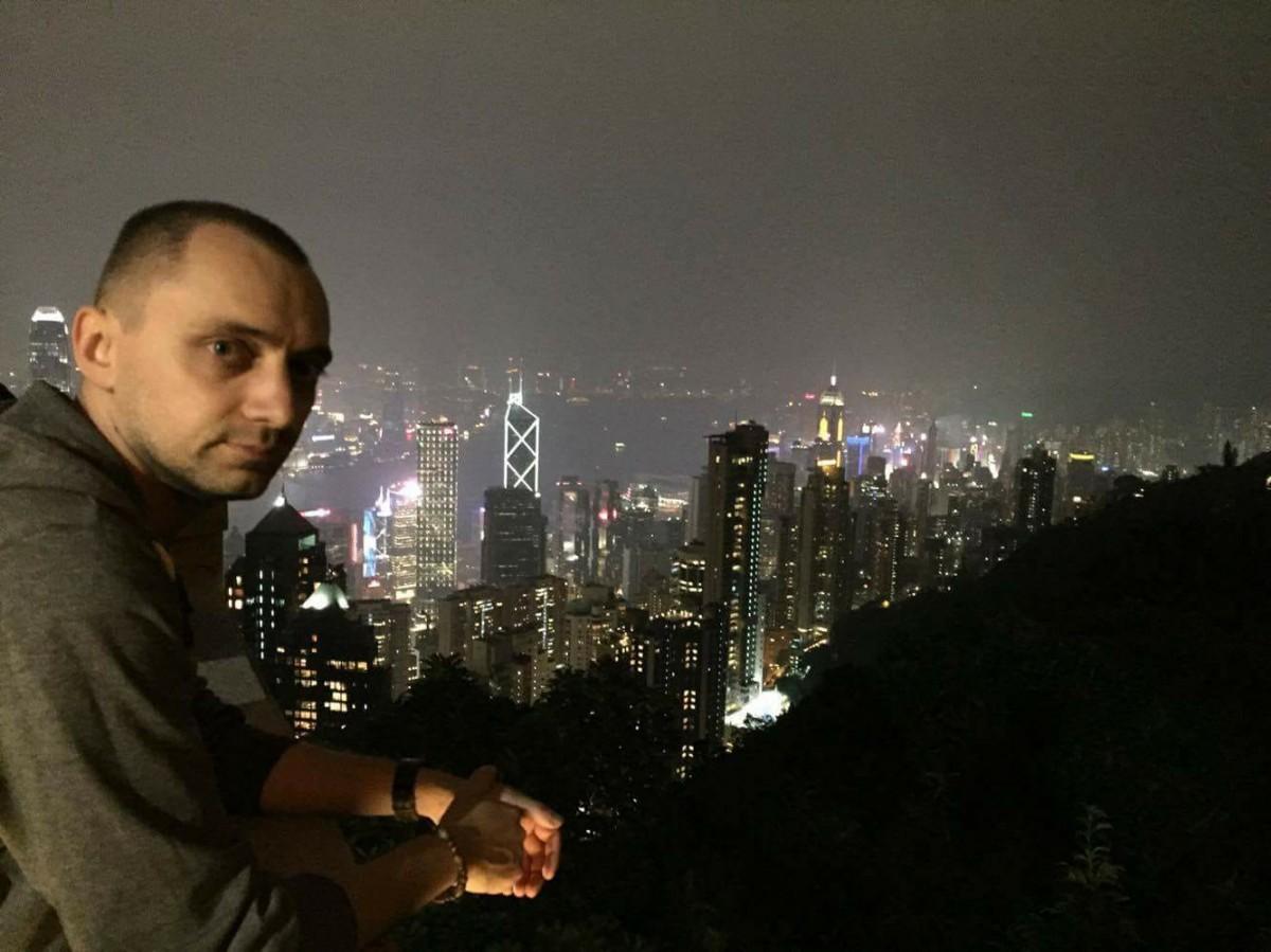 Zdjęcia: Wzgórze Wiktorii, Hongkong, Wzgórze Wiktorii, HONG KONG