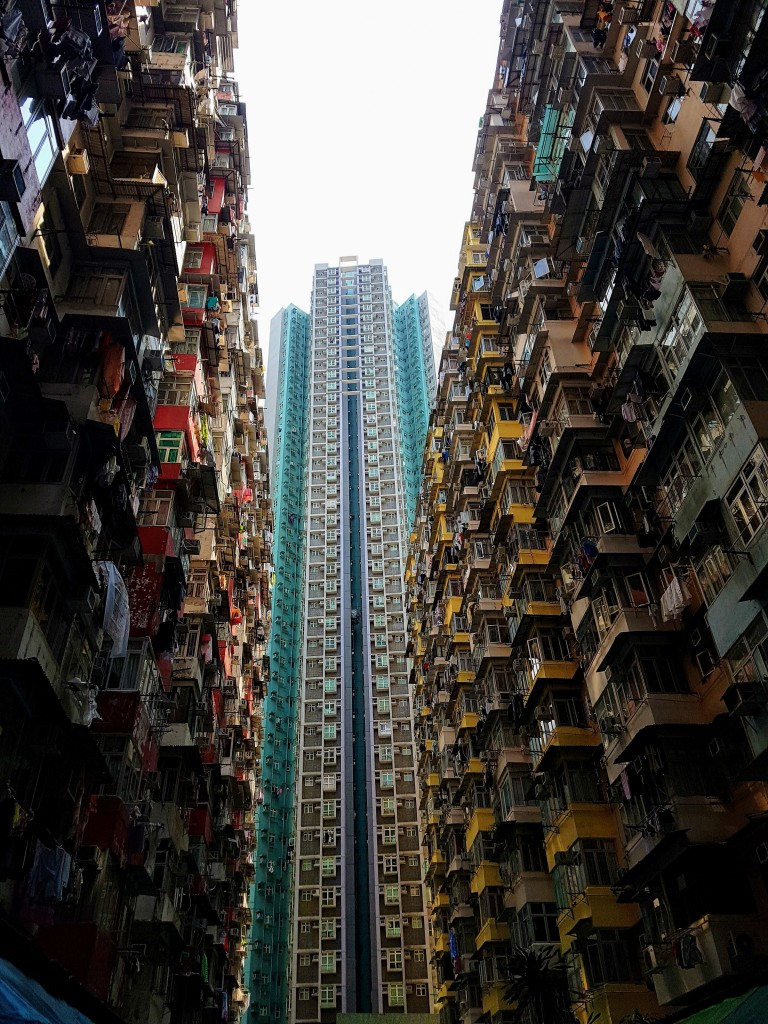 Zdjęcia: Hong Kong, Monster Buildings, HONG KONG