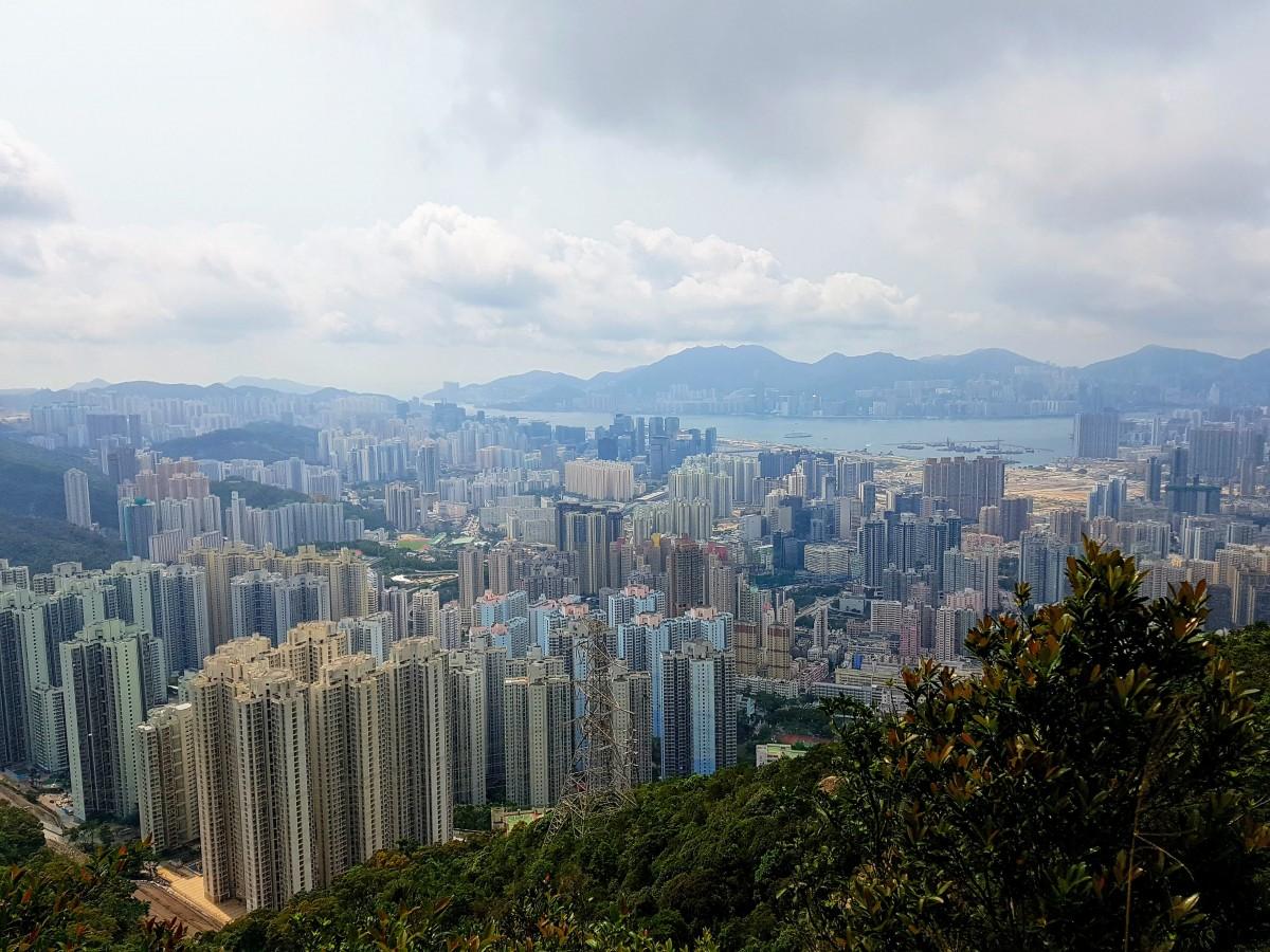 Zdjęcia: Hong Kong, W drodze na Lion Rock, HONG KONG