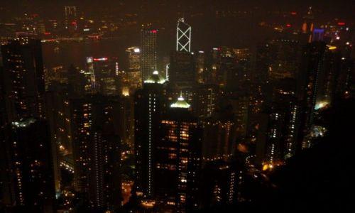 HONG KONG / Hong Kong / Victoria Peak / Filipiny, Makao, Hongkong 26 czerwiec -13 lipiec 2011.