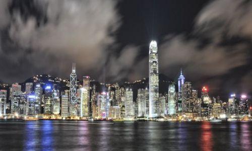 Zdjecie HONG KONG / - / Hong Kong / by nite