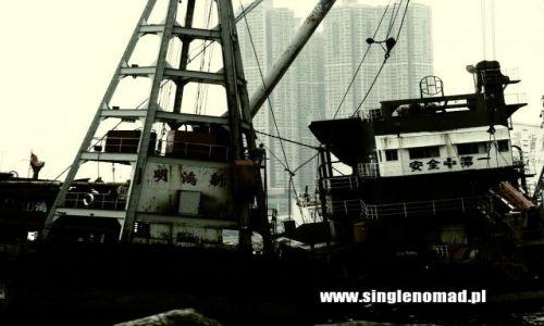 HONG KONG / Kowloon / Hong Kong / Przytulasy
