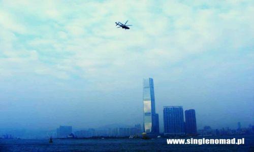 Zdjęcie HONG KONG / Hong Kong / Hong Kong SAR(s) / Helikopter