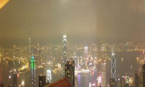 Zdjecie HONG KONG / Chiny / Hong Kong / Panorama