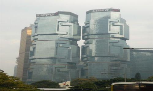 Zdjęcie HONG KONG / hongkong / j.w. / Ja i Chiny