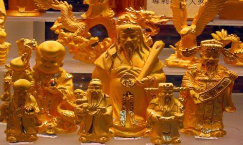 HONG KONG / Hong Kong /   / Wszystko złoto co się świeci