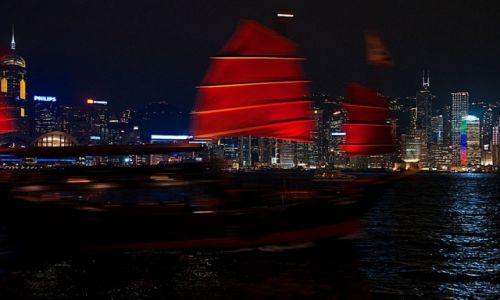 Zdjęcie HONG KONG / - / Hongkong / rejs
