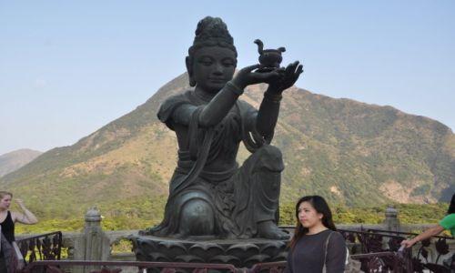 Zdjęcie HONG KONG / Hong Kong / Wyspa Lantau / Wokół Wielkiego Buddy