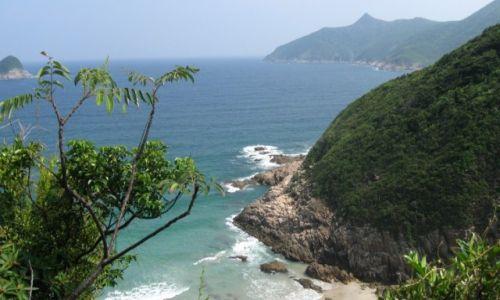 Zdjecie HONG KONG / Sai Kung / Tai Long Wan / Zatoka Tai Long