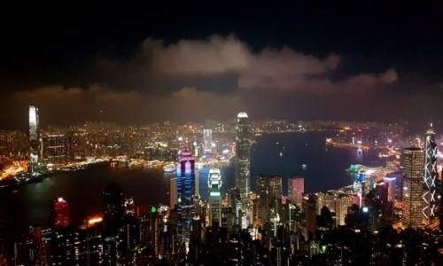 Zdjecie HONG KONG / - / Hong Kong / Victoria Peak