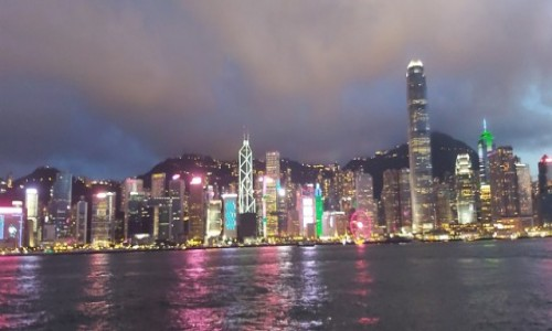 Zdjecie HONG KONG / Hong Kong  / Hong Kong  / .....
