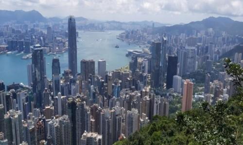 Zdjecie HONG KONG / .... / Victoria peak  / ....