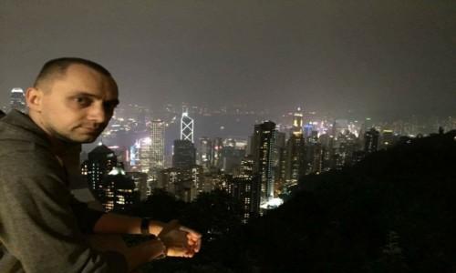 Zdjecie HONG KONG / Hongkong / Wzgórze Wiktorii / Wzgórze Wiktorii