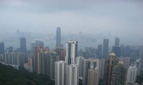 Zdjecie HONG KONG / brak / Hong Kong / Victoria Peak