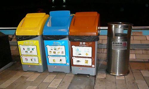 Zdjęcie HONG KONG / Koowlon / nadbrzeże / segregacja????