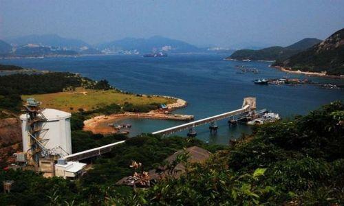 Zdjecie HONG KONG / - / Lamma / Wyspa Lamma