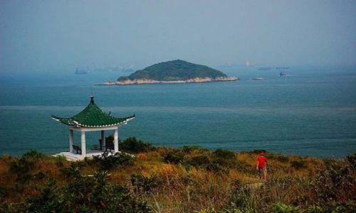 HONG KONG / - / Peng Chau / Wyspa Peng Chau