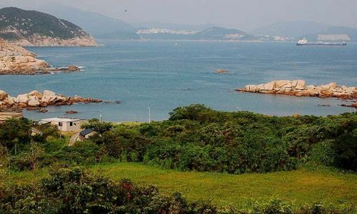 Zdjecie HONG KONG / - / Wyspa Lamma / Hongkong inaczej