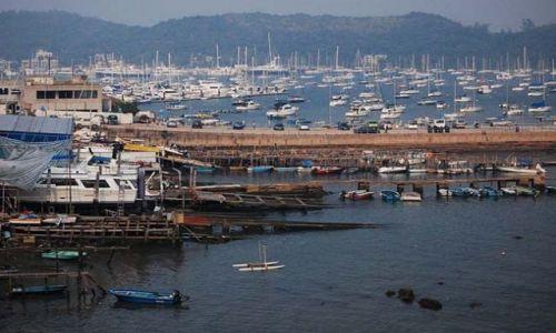 HONG KONG / - / Sai Kung / Port w Sai Kung