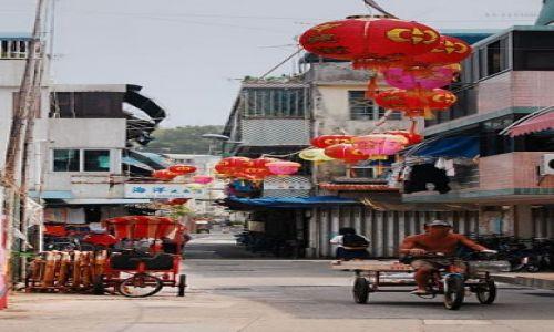 HONG KONG / - / Wyspa Cheung Chau / Metropolia?