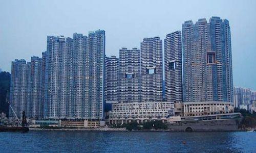 Zdjęcie HONG KONG / - / Hongkong / Osiedle mieszkaniowe