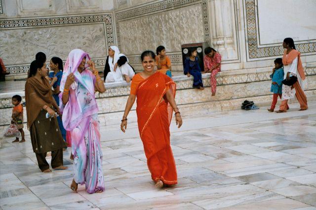 """Zdjęcia: Agra, """"Ćaj, ćaj garam!"""", INDIE"""