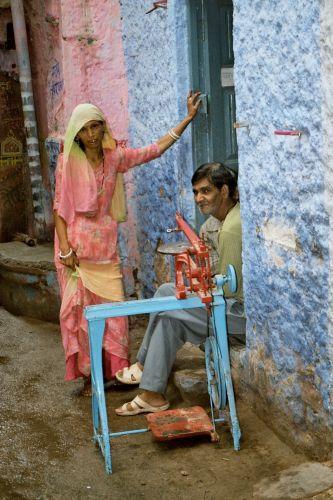 "Zdjęcia: Jodhpur, Radżastan, ""Ćaj, ćaj garam!"", INDIE"