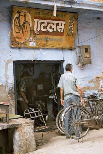 "Zdj�cia: Jodhpur, Rad�astan, ""�aj, �aj garam!"", INDIE"