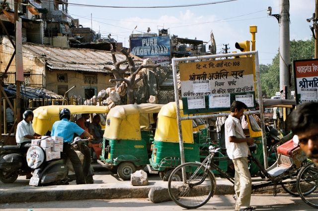 """Zdjęcia: Delhi, """"Ćaj, ćaj garam!"""", INDIE"""