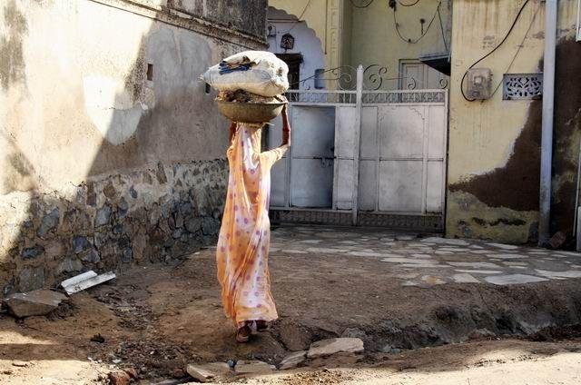 Zdjęcia: Okolice Varanasi, Gdzieś na trasie ..., INDIE
