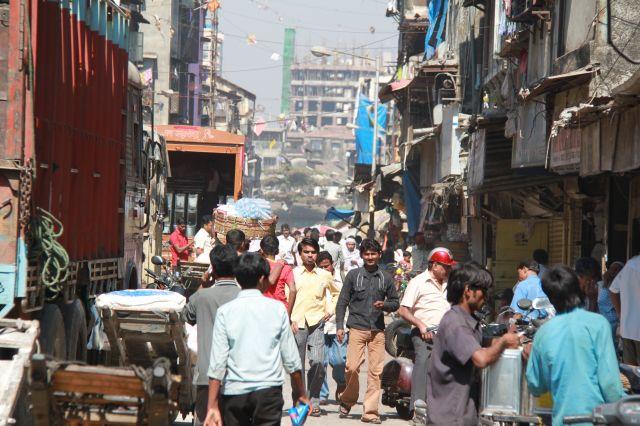 Zdjęcia: Bombaj, Maharasztra, bazar, INDIE