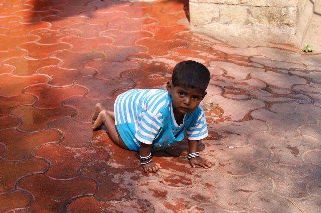 Zdjęcia: Bombaj, Maharasztra, dziecko, INDIE