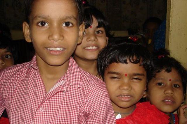 Zdjęcia: Dom dziecka Matki Teresy, Kalkuta, Dzieci Kalkuty, INDIE