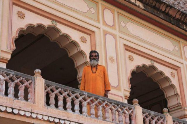 Zdjęcia: Jaipur, Rajasthan, Ashram, INDIE