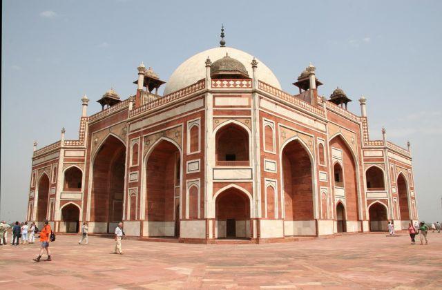 Zdjęcia: Delhi - Mauzoleum Sulejmana, To trzeba zobaczyć ..., INDIE