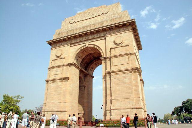 Zdjęcia: Delhi - Brama India, To trzeba zobaczyć ..., INDIE