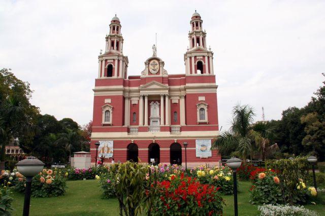 Zdjęcia: Delhi - kościół katolicki, To trzeba zobaczyć ..., INDIE