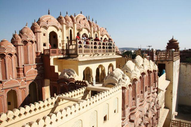 Zdjęcia: Jajpur - Pałac wiatrów, To trzeba zobaczyć ..., INDIE
