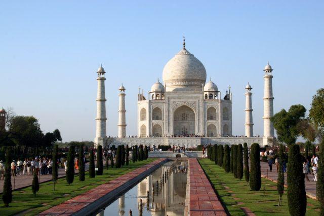 Zdjęcia: Agra - Taj Mahal, To trzeba zobaczyć ..., INDIE