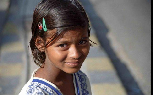 Zdj�cia: Jaipur, Rajastan, Girl, INDIE