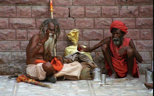 Zdj�cia: Jodhpur, Rajastan, W�drowcy, INDIE