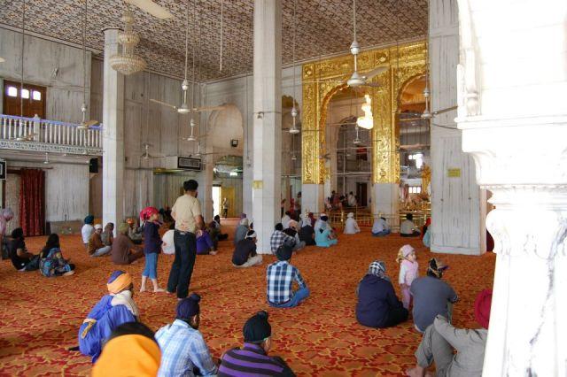 Zdjęcia: Delhi, Delhi, Świątynia Sikhów - Bangla Sahib Gurdwara, INDIE