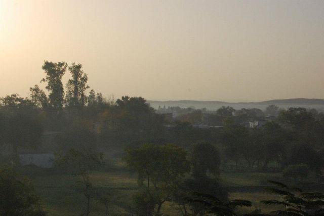 Zdjęcia: Khajuraho, Madhya Pradesh, Poranek w Khajuraho, INDIE
