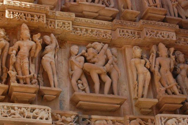 Zdjęcia: Khajuraho, Madhya Pradesh, Świątynie Miłości, INDIE